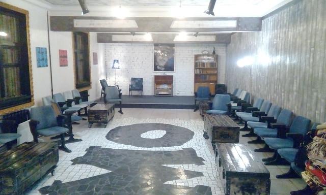 Гостиная театра комедии «МО», Кременчуг