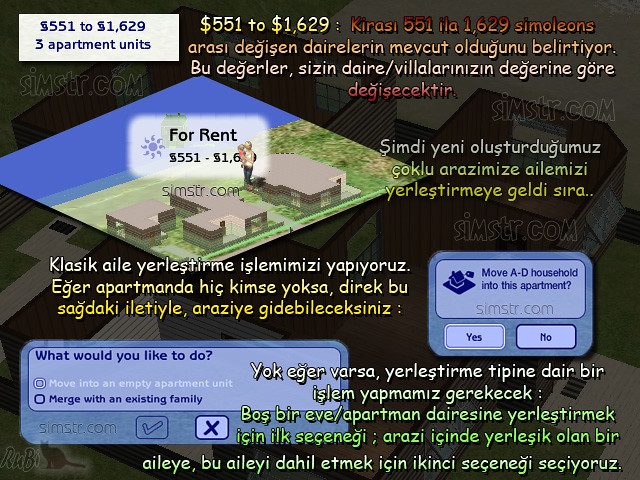 The Sims 2 Apartment Life Apartman Hayatı