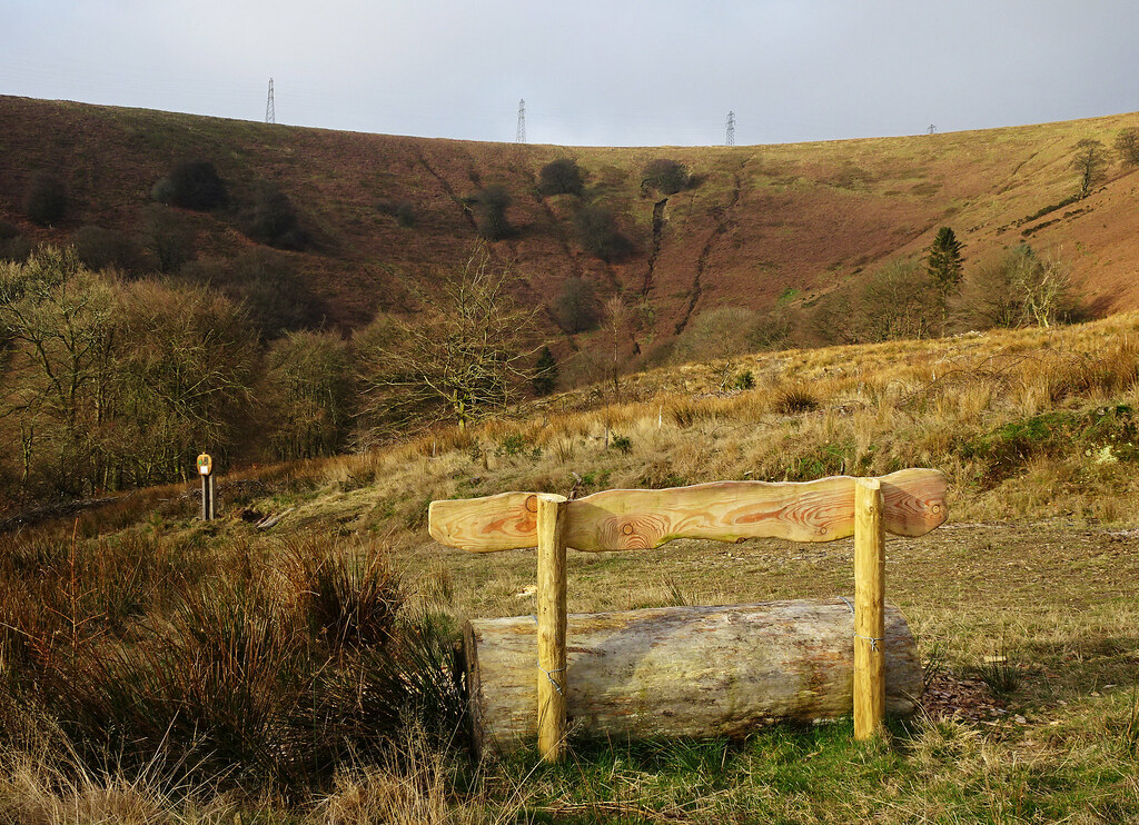 ... Blaen Bran Community Woodland, Upper Cwmbran 5 February 2018 | by Cold  War
