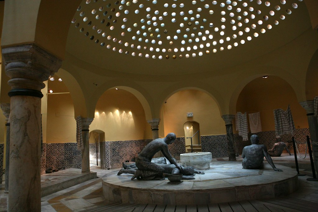 The Turkish bath house in Acre_Alla Laitus_The Turkish Bat ...