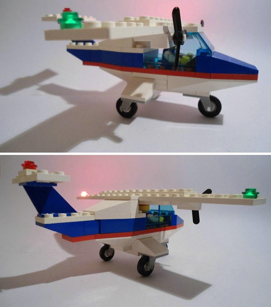Lieblich Lego Sportflugzeug | By Hotelsatan Lego Sportflugzeug | By Hotelsatan