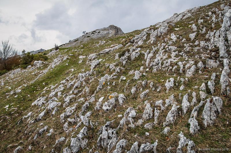 Crestas de Ollide