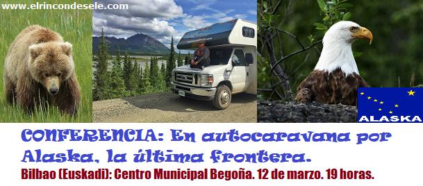 Conferencia de Alaska en autocaravana