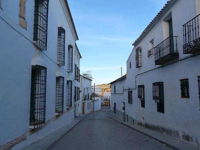 Calle de Belmonte (Cuenca, Castilla-La Mancha)