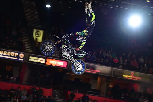 Edgar Torronteras, FMX, Arenacross Tour, Manchester 2018