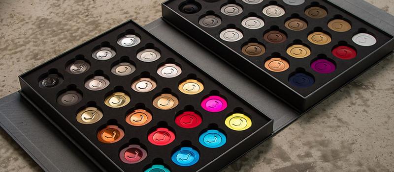 Vossen Color Options