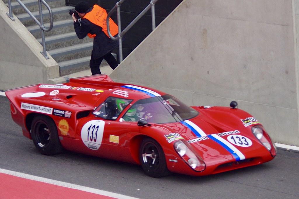 Lola T70 Mk3B | FIA Masters Historic Sports Cars Silverstone… | Flickr