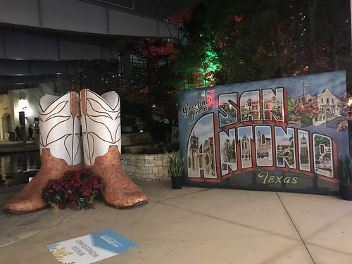 Boots & Postcard Expo | by 2017 San Antonio