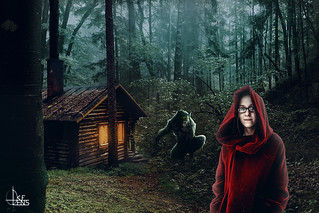 Red Riding Hood | by Ukelens