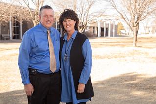 Jim and Kathy Vopat