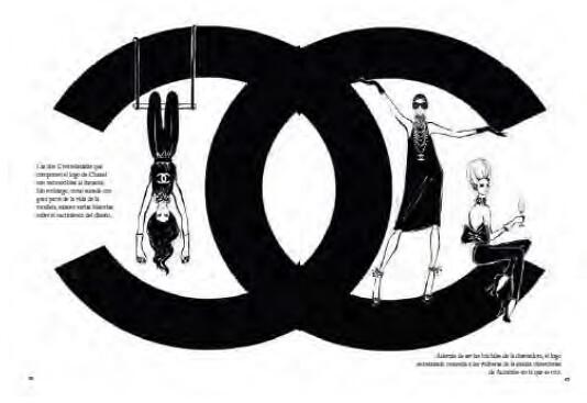 Coco Chanel. logo