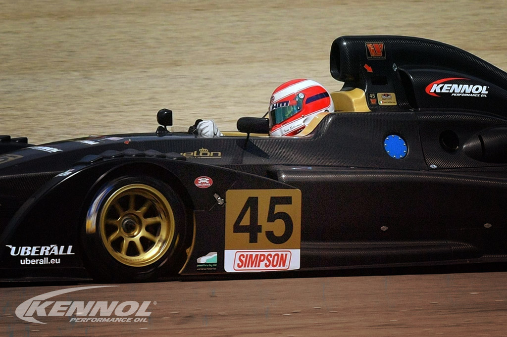 KENNOL is the Technical Supplier of oils for the Italian Sport Prototype Championship
