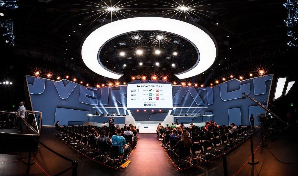 《鬥陣特攻》職業電競聯賽是首個以全球城市組成的電競比賽。(暴雪提供)
