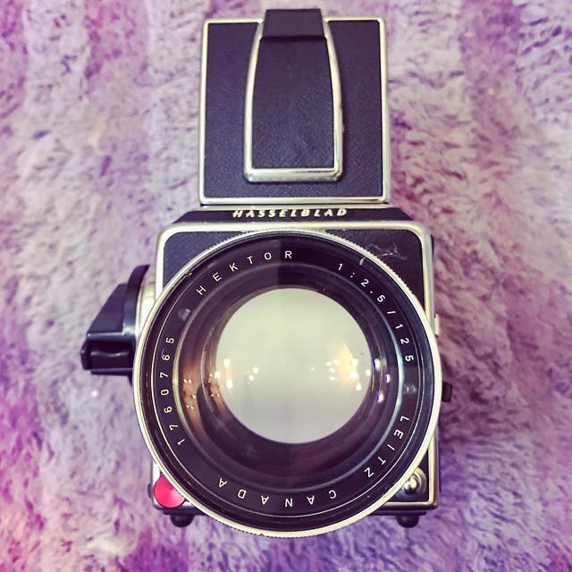 Leica 125mm f2.5 PROVIA 100F人像