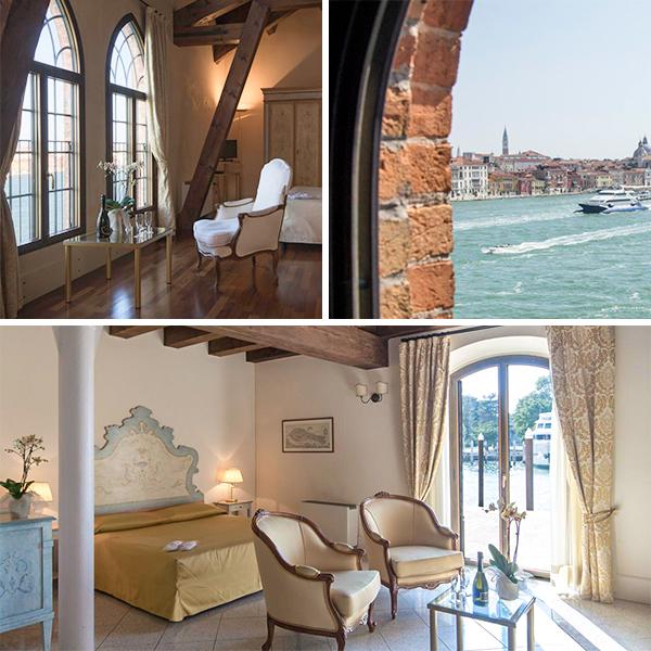 Residenza Grandi, apartamento barato en Venecia