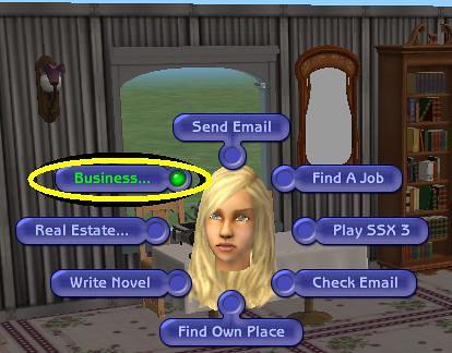 The Sims 2 Open For Business Start Home Business Evde İş Yeri Açmak