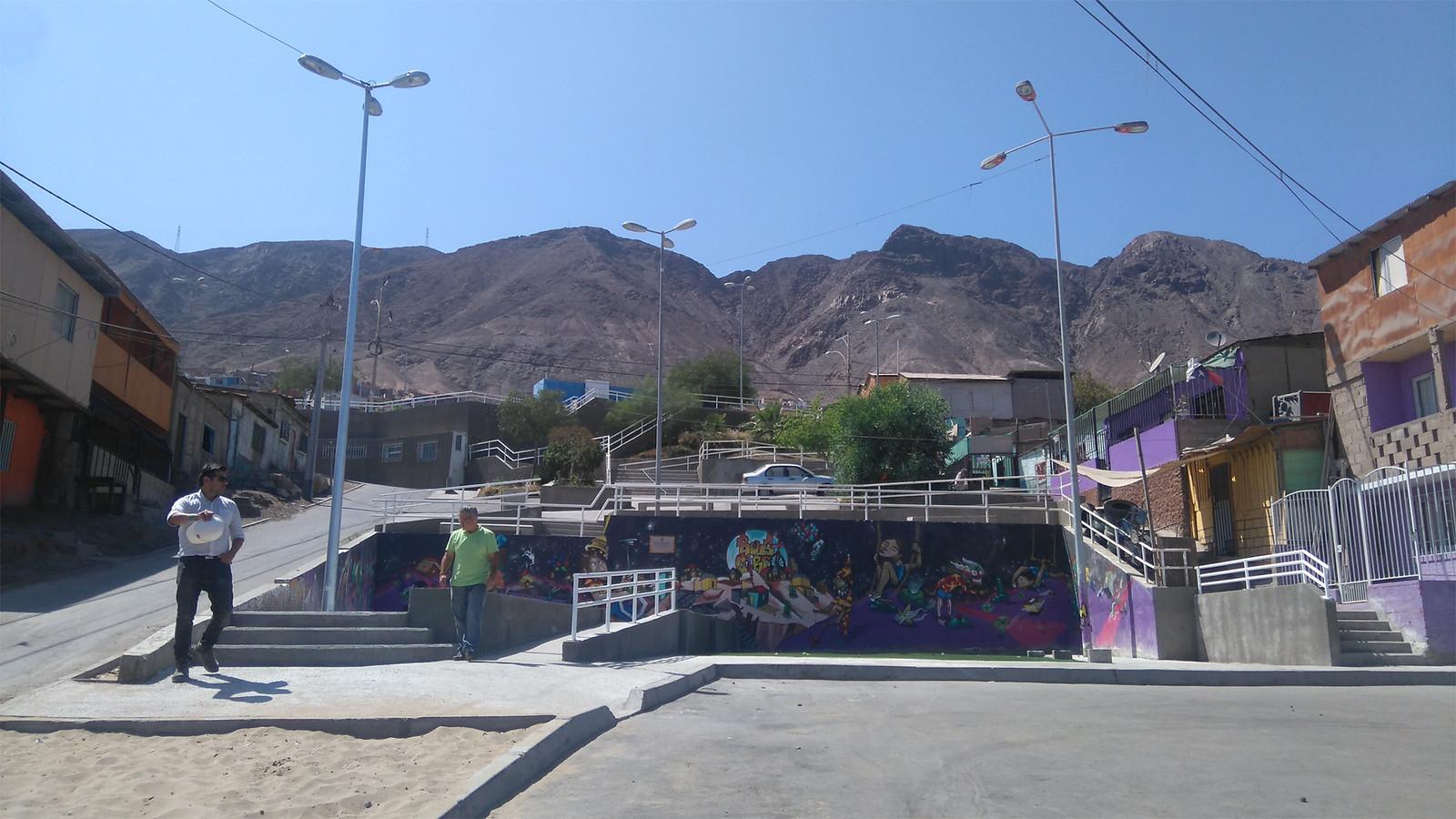 Plaza mirador quebrada riquelme barrio miramar norte - H m plaza norte ...