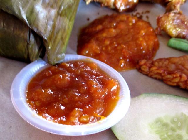 Penyet Delta extra sambal