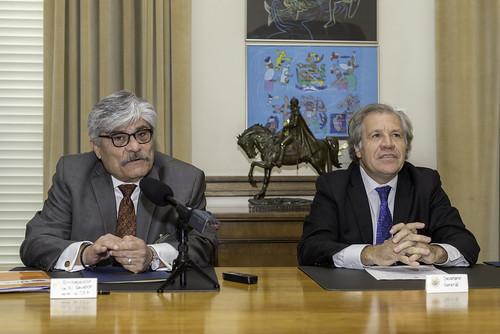 OAS to Observe Legislative and Municipal Elections in El Salvador