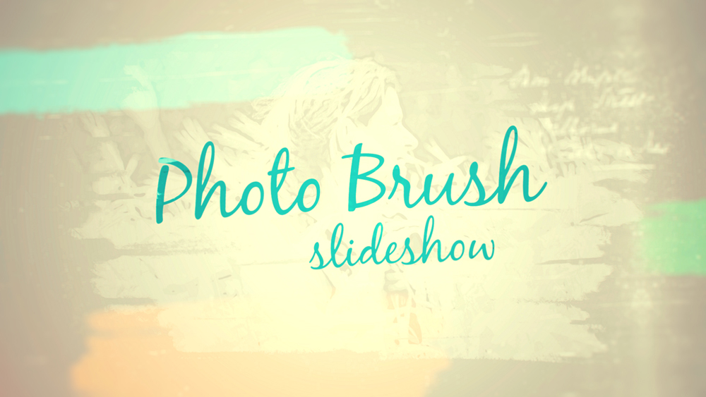 Hand Drawn Photo Brush Slideshow - 8