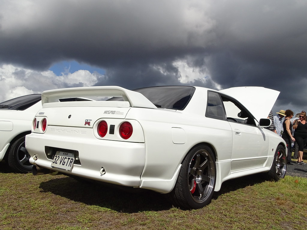 Nissan Skyline Gt R V Spec Fotosleuth Flickr By