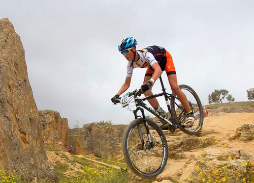 AionSur 38732774265_824a5471ac_d El Circuito BTT Rally vuelve al Coto Las Canteras de Osuna Ciclismo Deportes