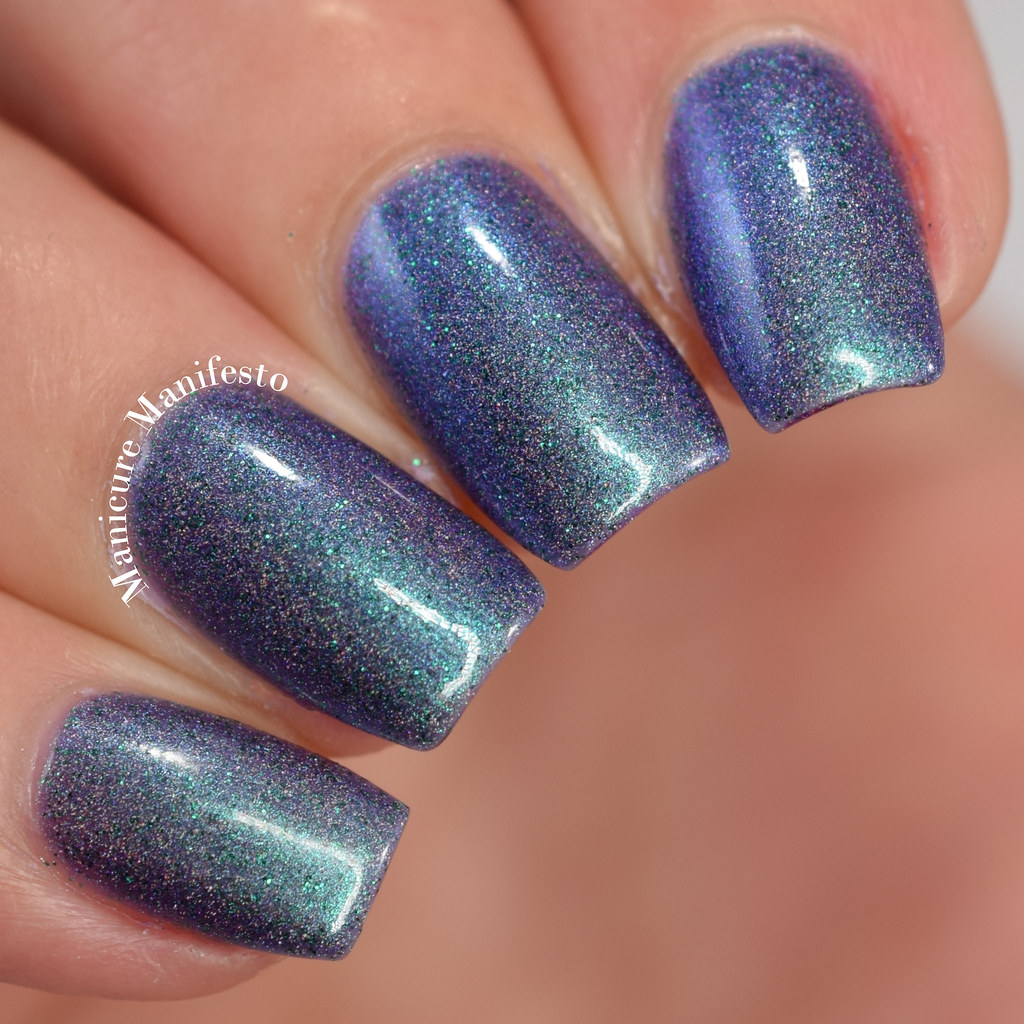 Girly Bits Blue Year's Resolution review