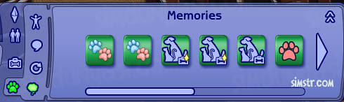 The Sims 2 Pets Memories