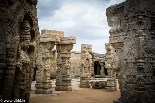 The Veerabhadra temple of Lepakshi | by r.vignesh88