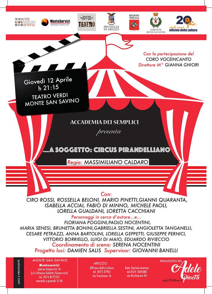 Circus Pirandelliano