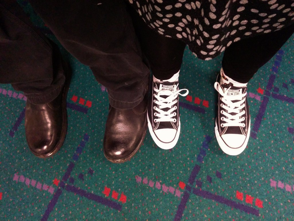 Feet There S A Tiny Amount Of The Old Pdx Airport