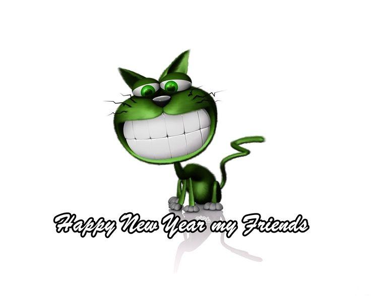 happy new year 2018 quotes new year 2017 cartoon funny