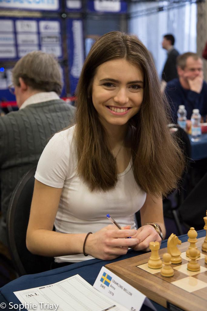 Anna Cramling Bellon Tradewise Chess Festival 2018