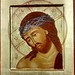 2017 - Icône de la Grande Humilité (Christ de la Passion / The Great Humility Icon (Christ of the Passion). Main de - Hand of : Dina Masri.