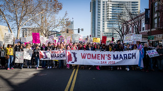 SJ Women's March 2018 | by Gordon-Shukwit