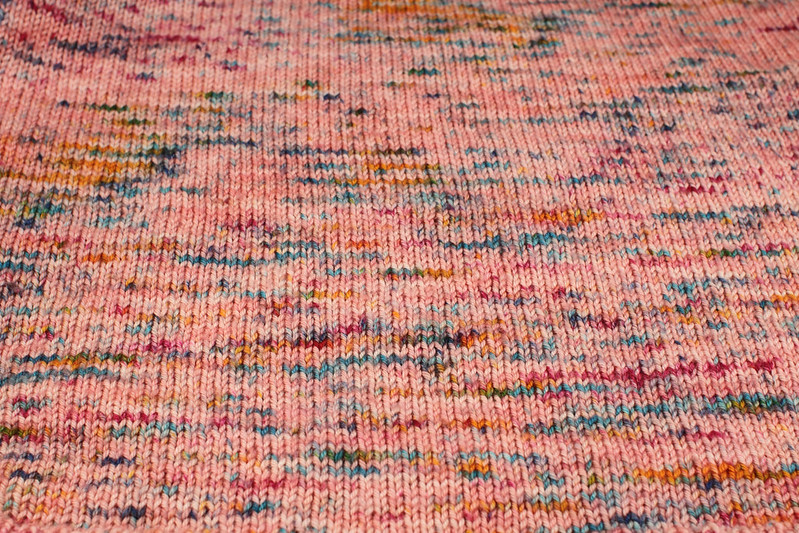 It's a Stitch Up Dynamite DK British Bluefaced Leicester wool in 'Piglet'
