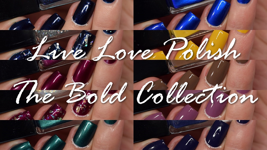 Live Love Polish Bold Collection