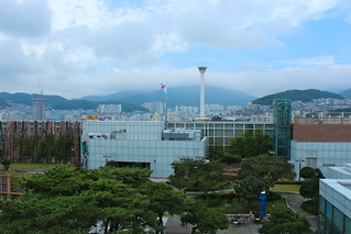 View over Busan from the Lotte Department Store | by Timon91