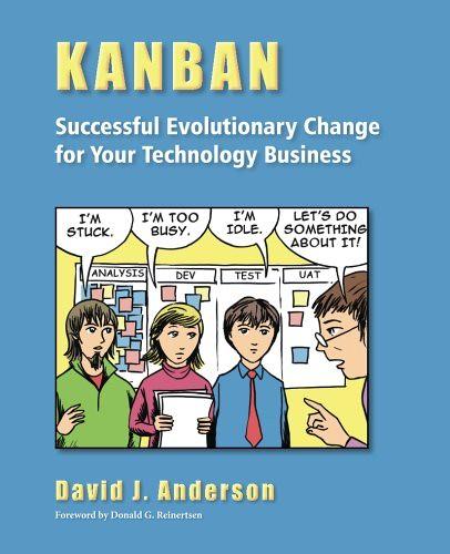 Kanban, par David J. Anderson
