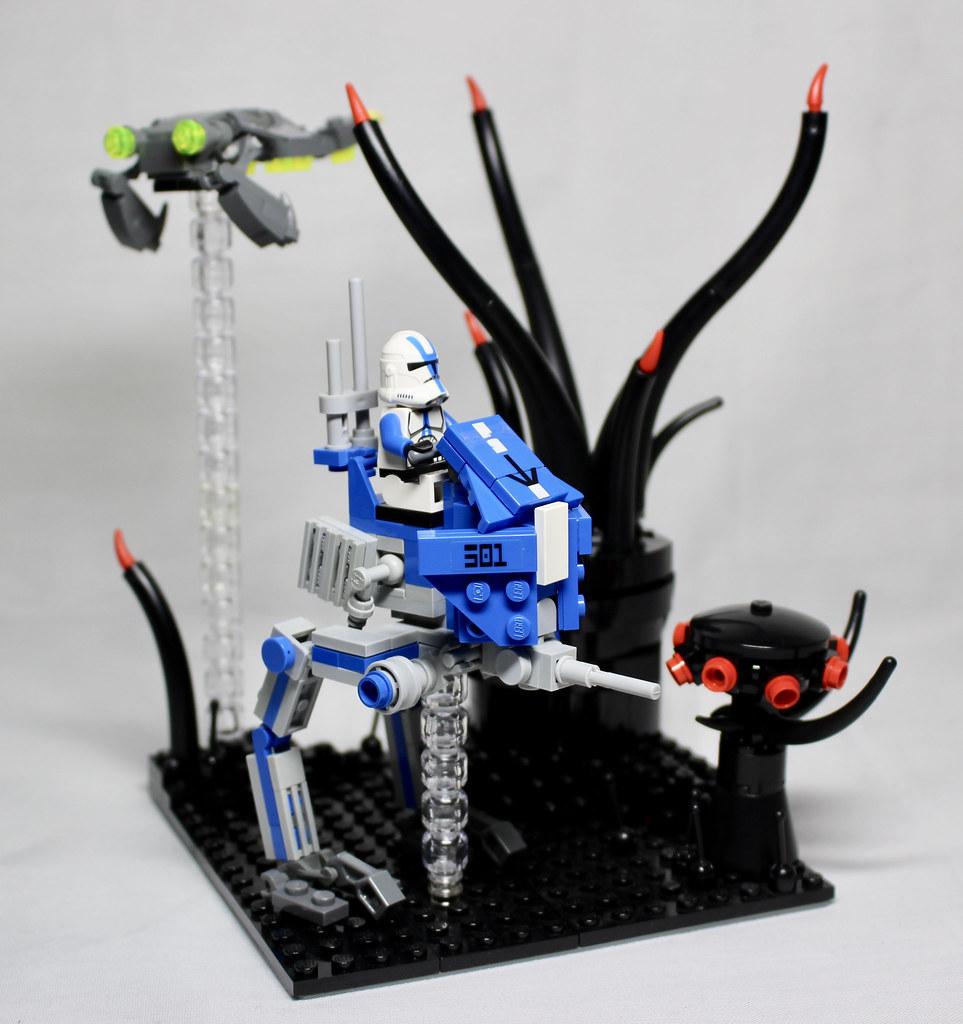 Lego Star Wars Battles 0 30 Apk: The Clone Wars Battle Of Umbara