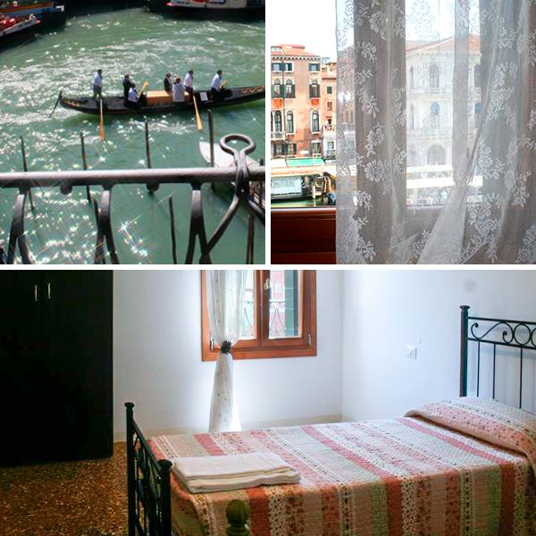Magic Rialto, hotel con vistas al Puente Rialto