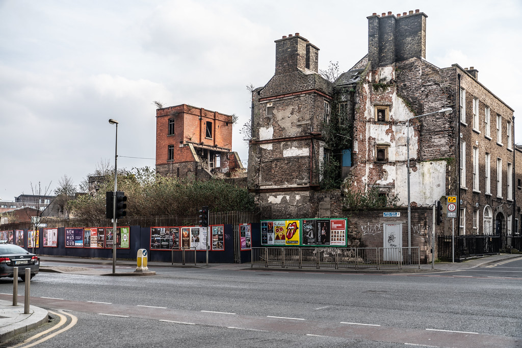 DERELICT BUILDINGS - BREWERS HOUSE  001