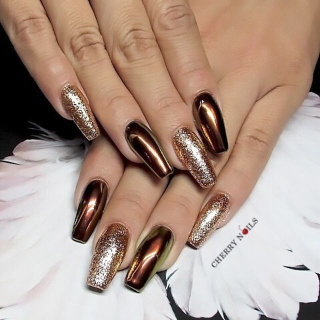... 40-best-metallic-nail-designs-for-2018-nail- - 40-best-metallic-nail-designs-for-2018-nail-art-ideas-10 Flickr