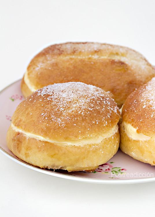 bollos mantequilla