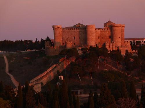 El castillo es uno de los imprescindibles que ver en Belmonte