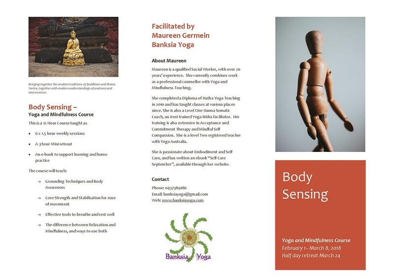Yoga & Mindfulness Course