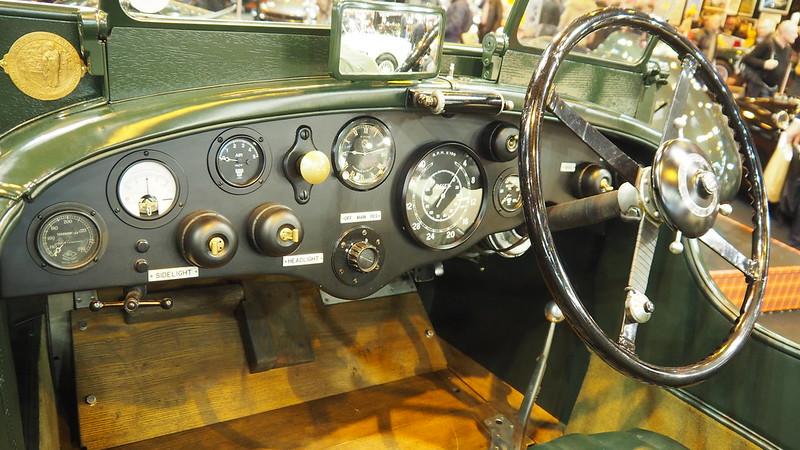 Bentley Speed Six Le Mans châssis BA2580 39562817755_8d0a5b43db_c