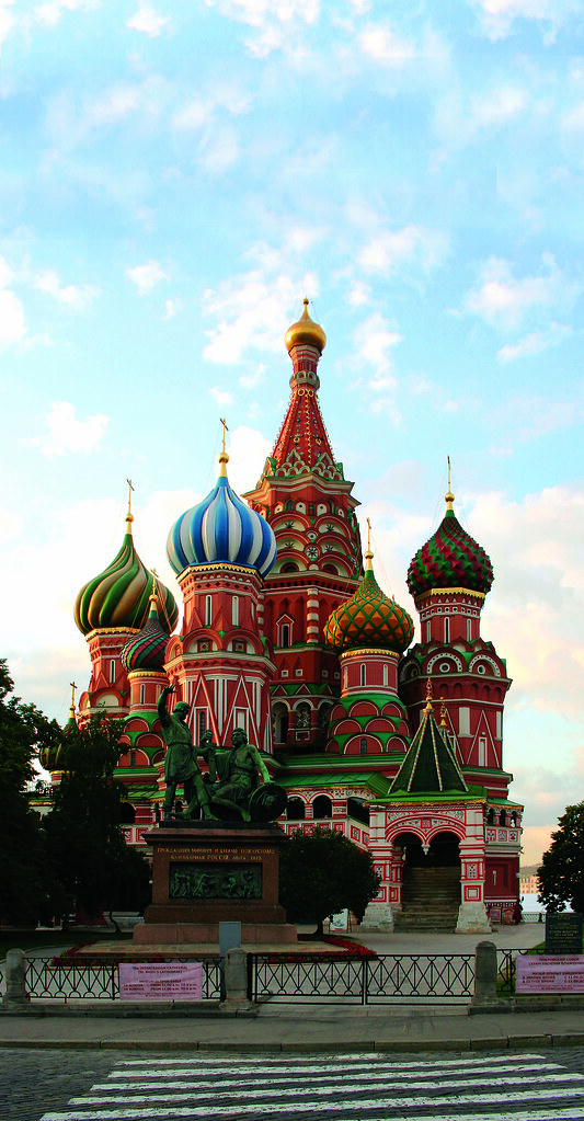 St. Basil Cathedral - Red Square