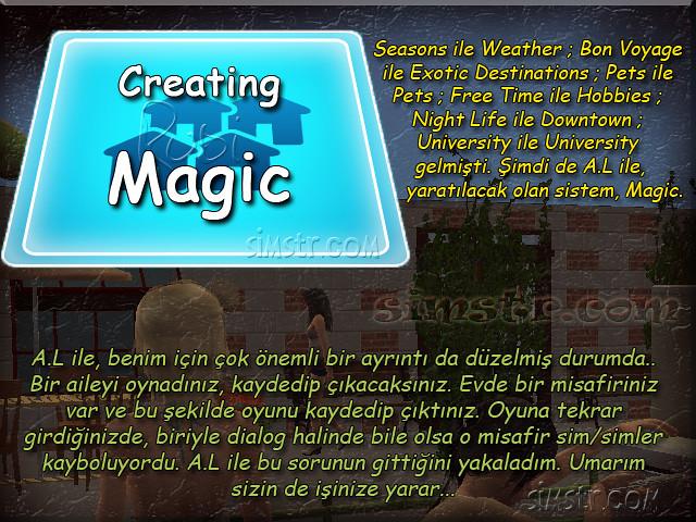 The Sims 2 Apartment Life Apartman Hayatı Creating Magic