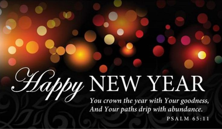 Happy New Year 2018 Quotes : Christian New Year Message Re… | Flickr